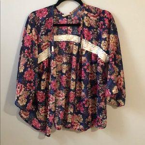 La Hearts Kimono